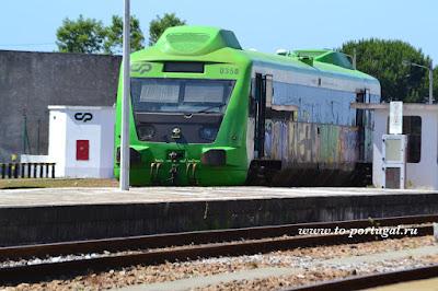 на чем лучше путешествовать в Португалии