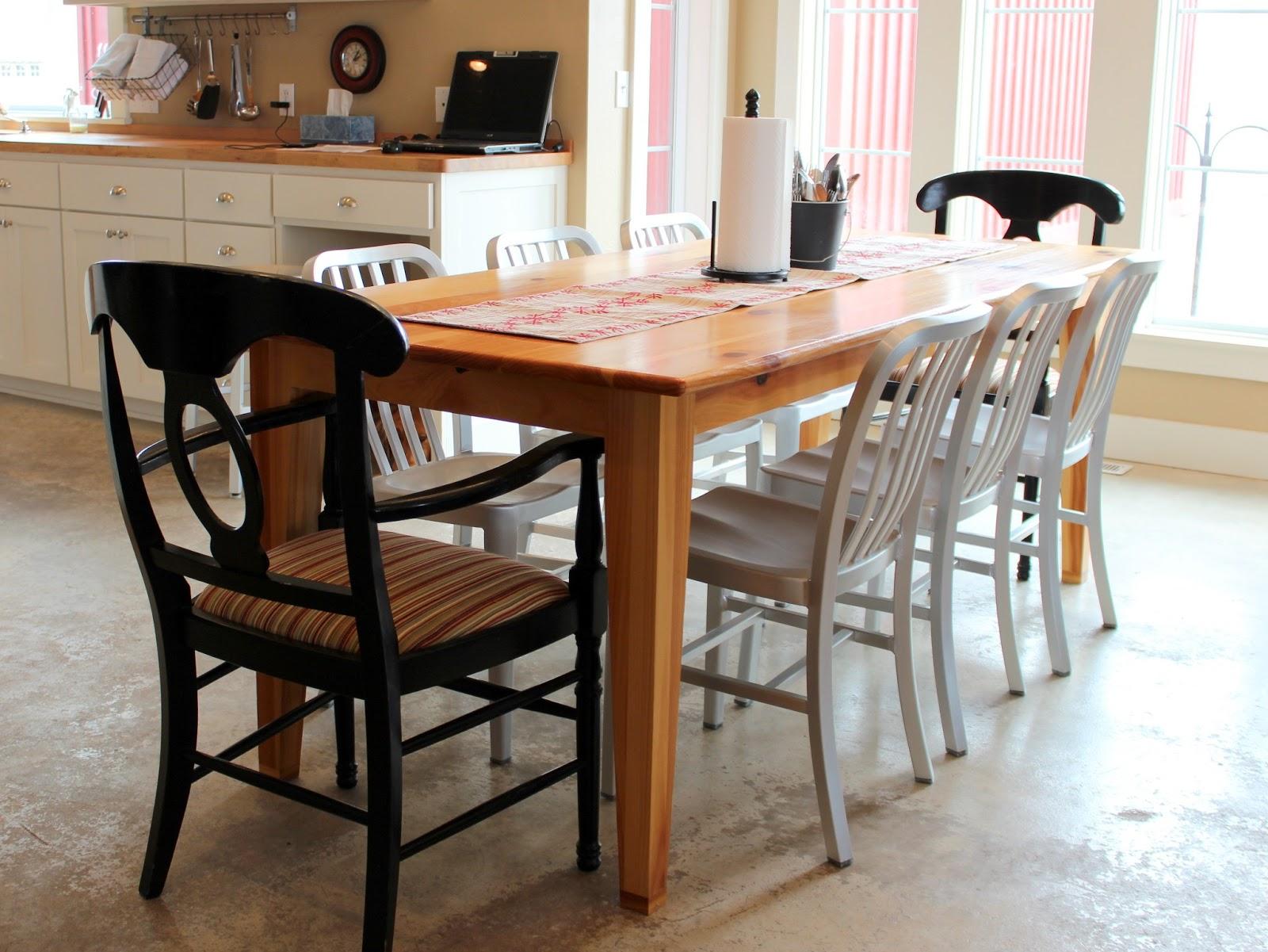 Aluminum Dining Chairs