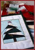 Шьем новогоднюю гирлянду