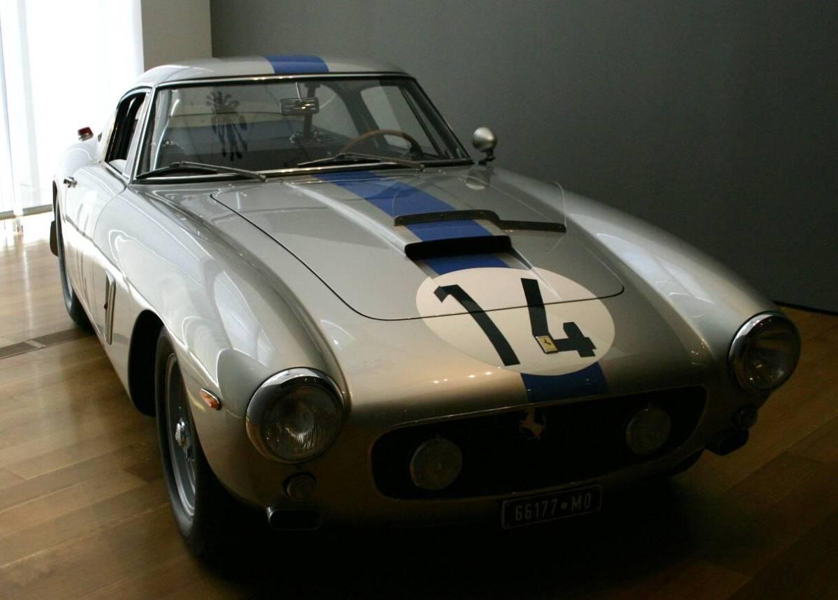 1961 Ferrari 250 GT Comp./61 SWB Berlinetta