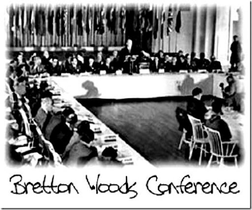 an analysis of bretton woods on the world economy