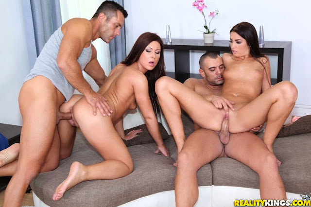 Regina, Lauren - Lick Please (Euro Sex Parties)