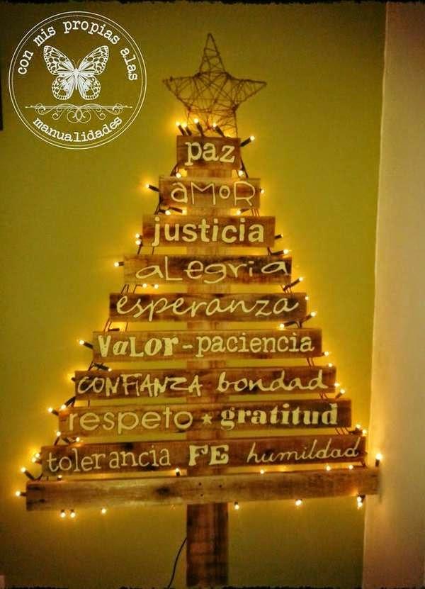 Arbol de navidad con palabras wroc awski informator for Significado de la palabra arbol