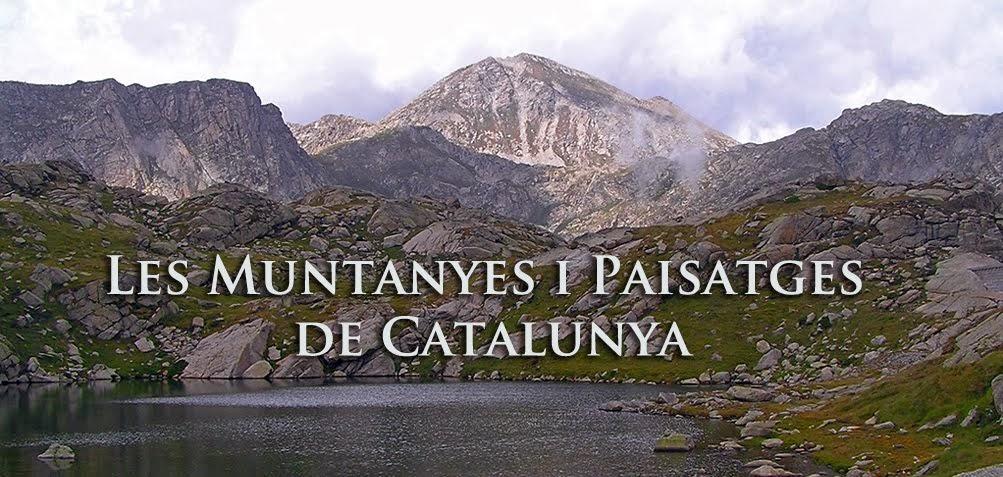 Les Muntanyes i els Paisatges de Catalunya