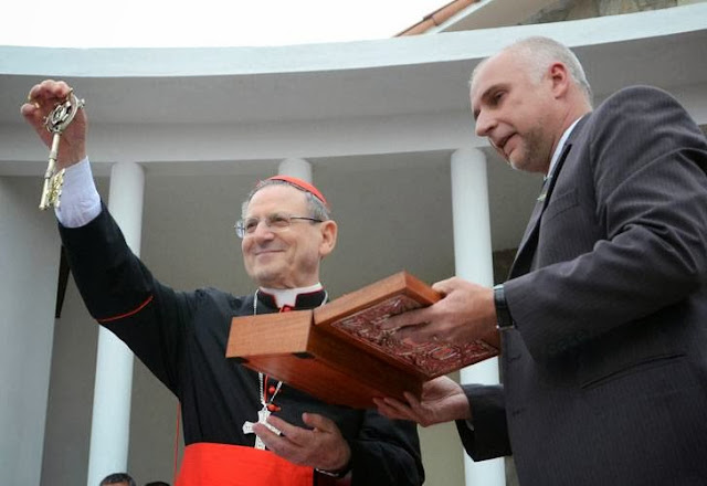 Córdoba se prepara para beatificar al Cura Brochero 0913_beatificacion_cura_brochero_g1_tel.jpg_1853027551