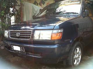 Dijual Cash atau Kredit Mobil Murah Toyota Kijang LGX ...
