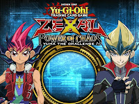 Yu-Gi-Oh! ZEXAL Power of Chaos - Yuma the Challenge 2012 Full
