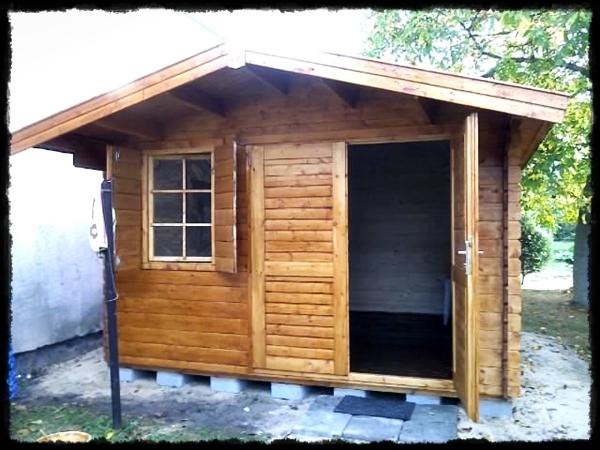 O małym drewnianym domku… cz.3