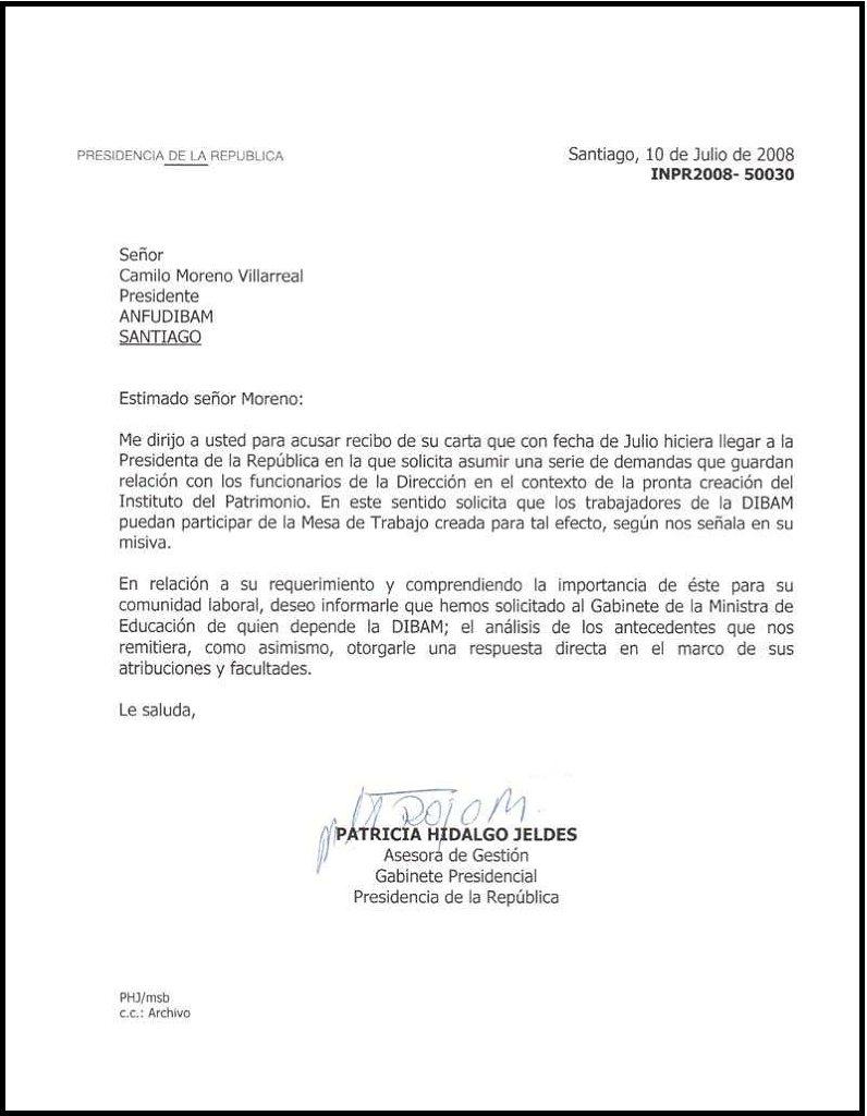 LENGUA ESPAÑOLA 5º: ESTRUCTURA DE UNA CARTA FORMAL