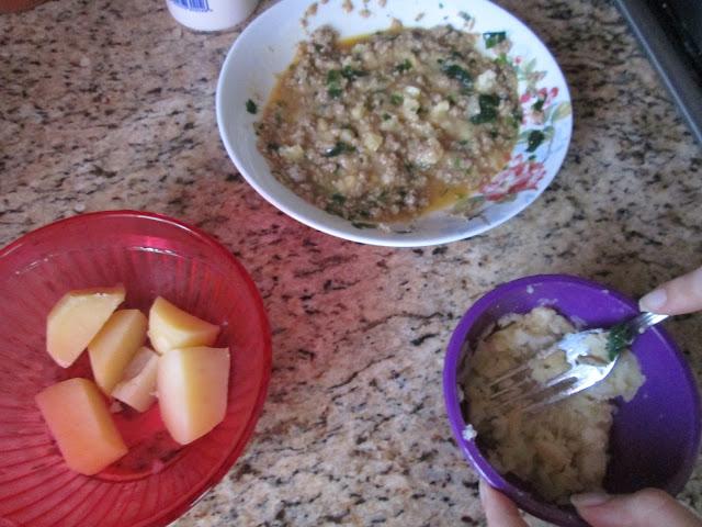 farce, pomme de terre, doigts de fatma, souabaa, swaba3, brick,