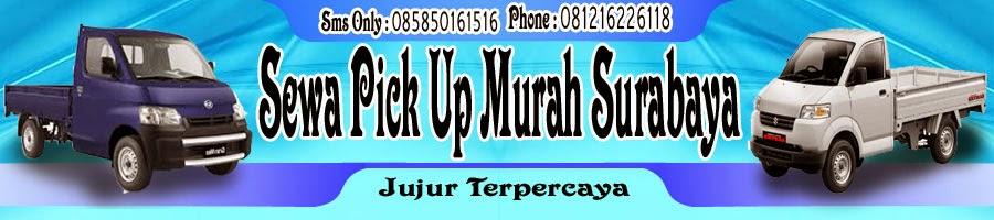 Sewa Pick Up Murah Surabaya