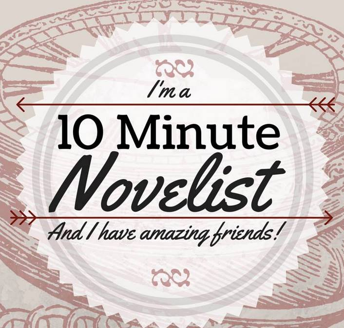 10 Minute Novelist's FB group