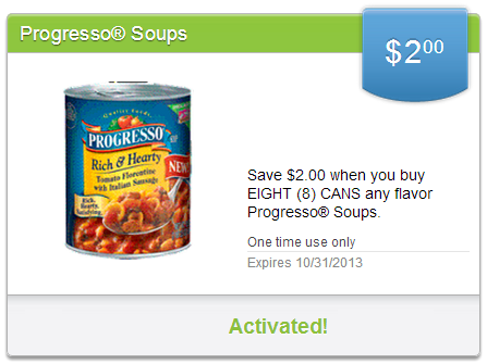 graphic about Printable Progresso Soup Coupons named Extraordinary Couponing Mommy: Wegmans Coupon Matchups 10/6 - 10/12/13