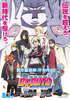 Boruto: Naruto the Movie ( 2015 )