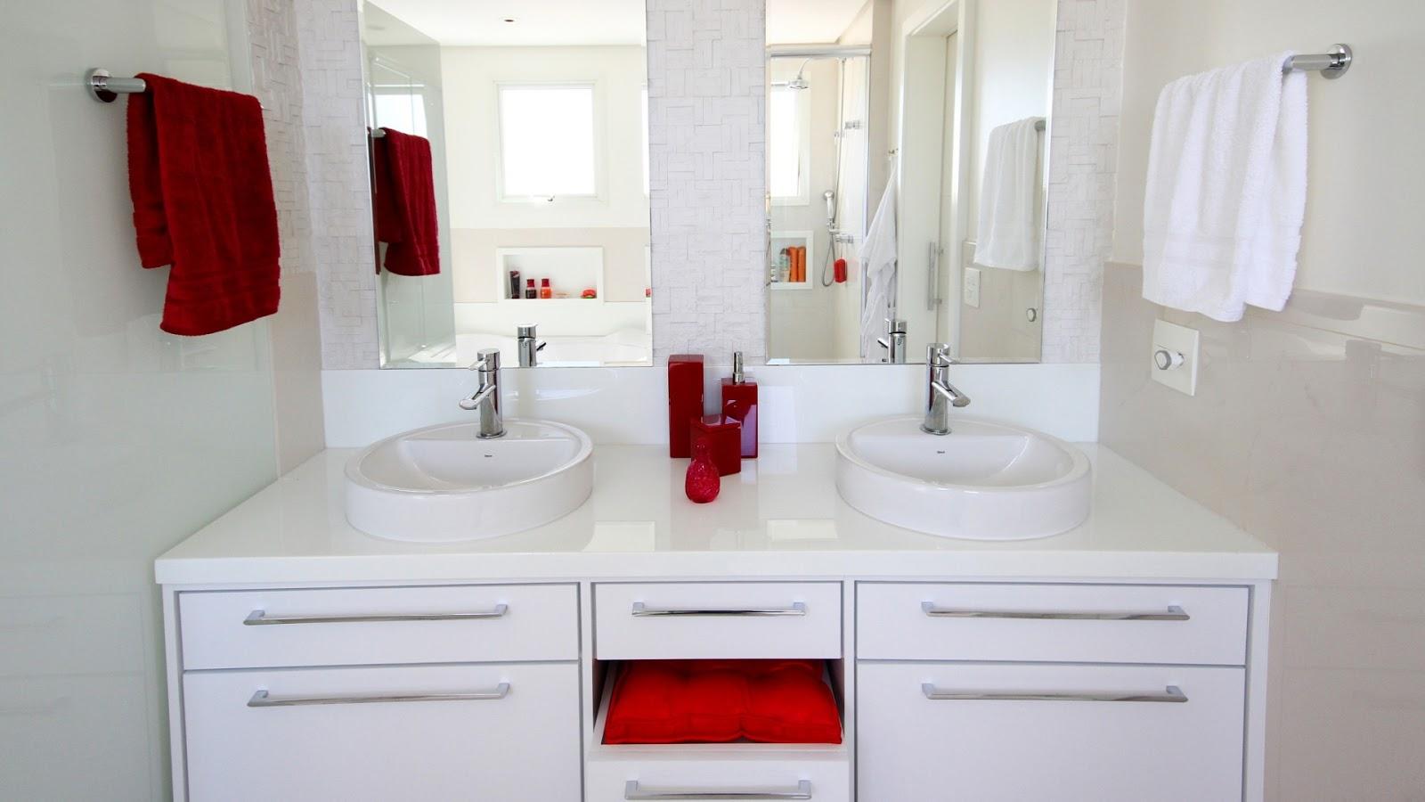 DE MULHER: Suíte não é questão de luxo mas sim uma necessidade #B30603 1600x900 Banheiro Container Luxo