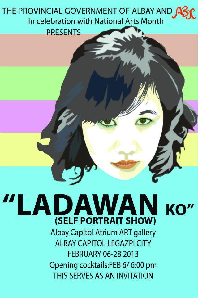 Byahero Event Quot Ladawan Ko Quot Self Portrait Show