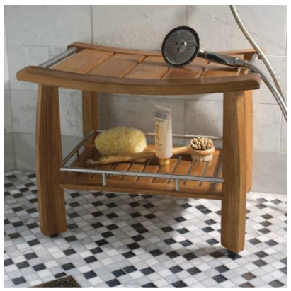 wood shower basket 3
