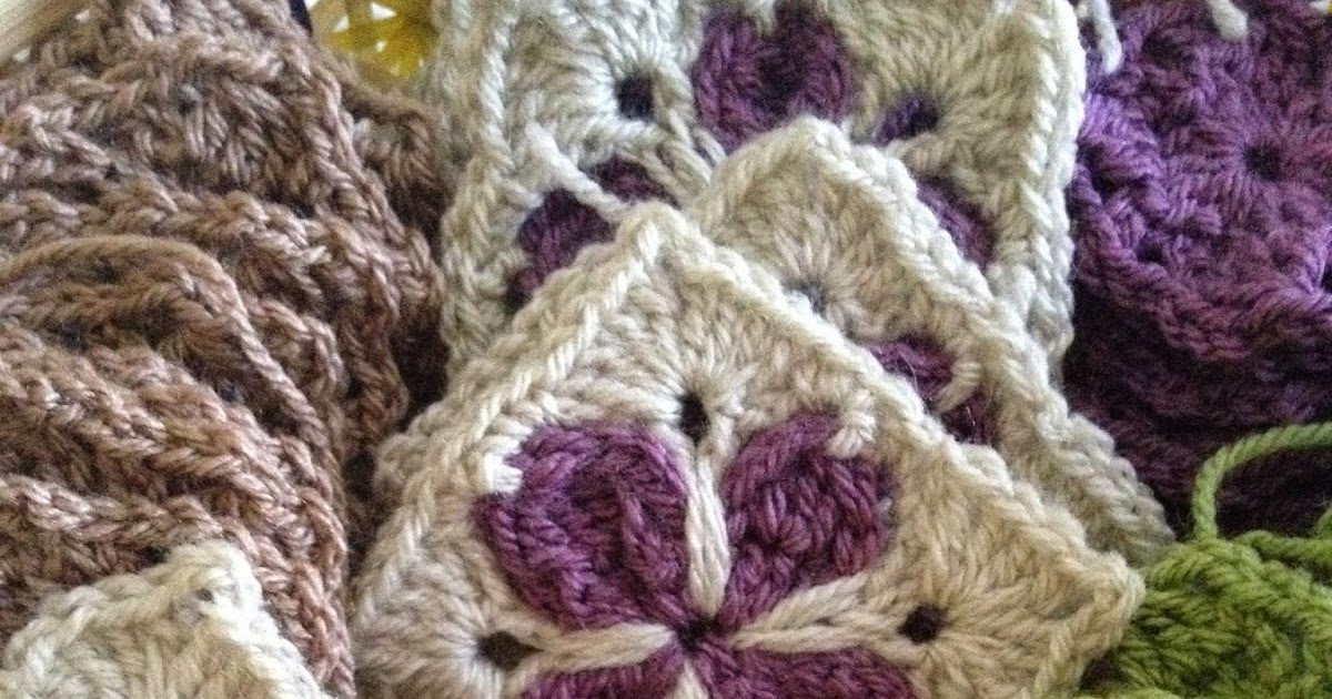 cathedral motif Cathedral motif crochet - i'd love to do a blanket in this pattern by renate mahle on indulgycom.