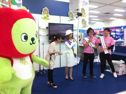 旅フェア日本2012 (池袋サンシャインシティ )