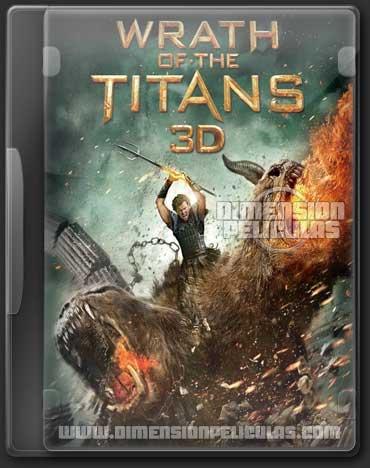 Ira de Titanes (BRRip 3D FULL HD Inglés Subitulado)