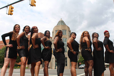 Today in the Ratchet Chronicles We Have...The Real Baby Mamas Of Richmond VA? WTF????