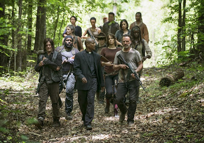 The Walking Dead 5x02: Sopravvissuti (Strangers)