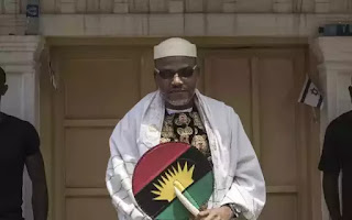 """We Shall Shutdown Lagos When Nnamdi Kanu Arrives"" – Radio Biafra Declares"