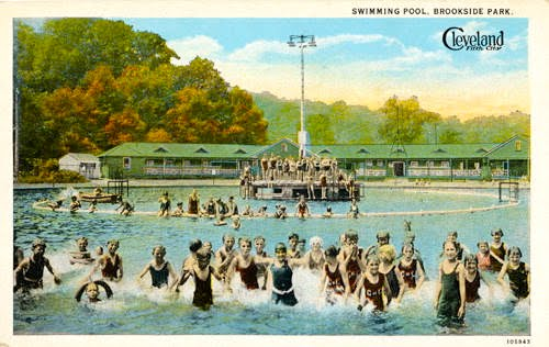Memphis Elementary School Cleveland Ohio Cleveland 39 S Brookside Park Swimming Pool