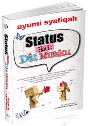 ++ Status Hati : Dia Milikku ++