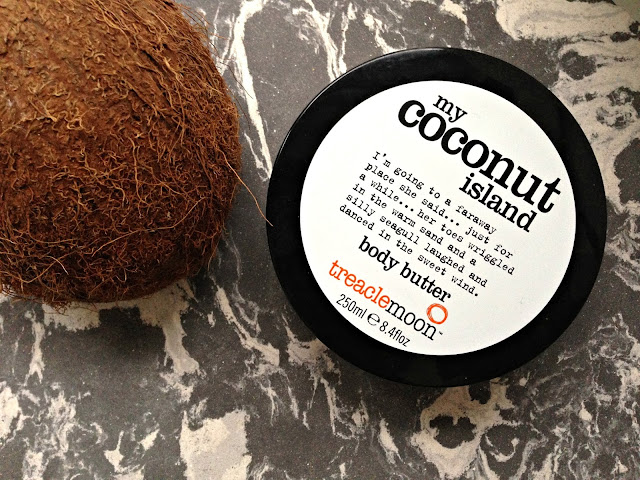 Treacle Moon My Coconut Island Body Butter