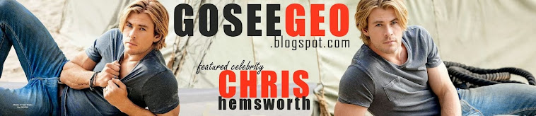 Featured Celebrity: CHRIS HEMSWORTH