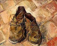 """""""Los zapatos"""". Van Gogh"""
