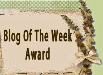 Blog of the Week!