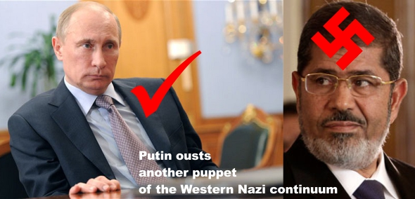 Alcuin and Flutterby Update - July 14, 2013 Putin+ousts+another+puppet+of+the+Western+Nazi+continuum+%28Morsi%29+%231ab