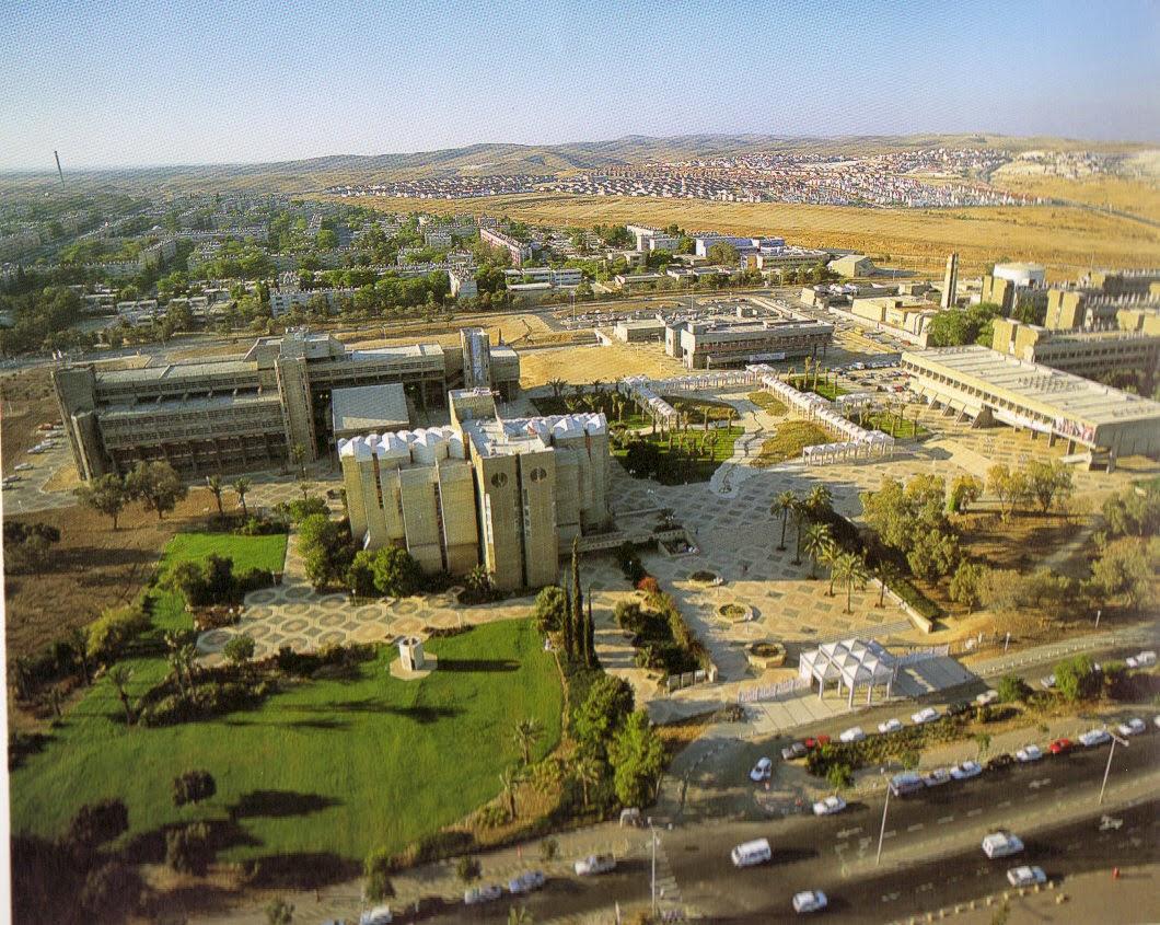 Israel planta centro cibernético no deserto