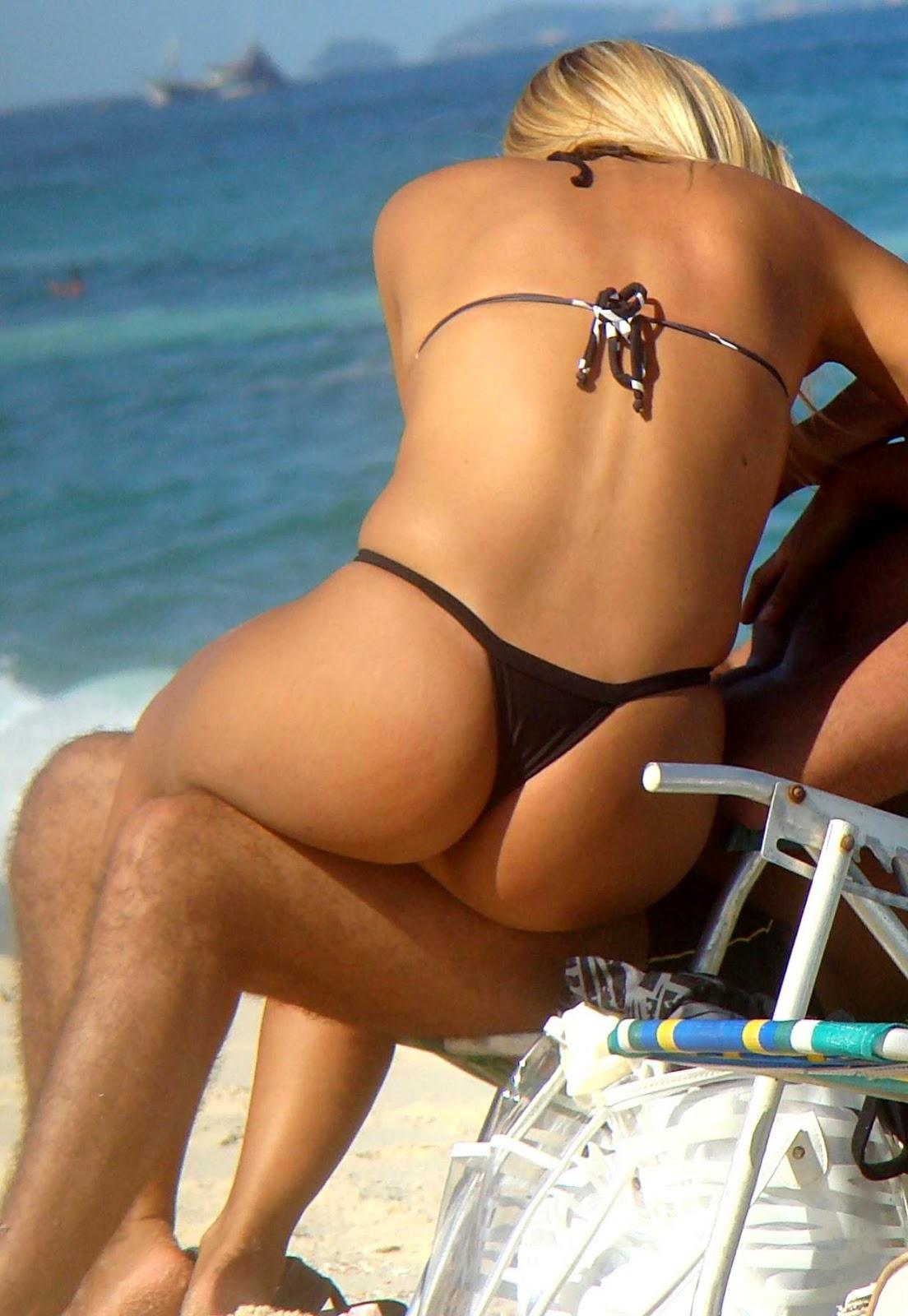 mujeres brasilenas en bikini: