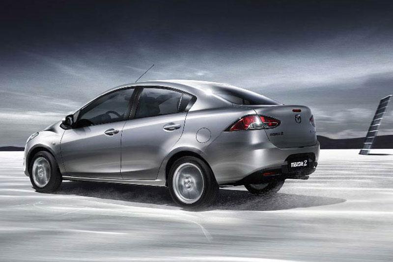 New Mazda2 Sedan 2012. Click Here For The Reviews.