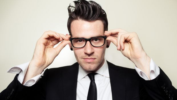 mens fashion glasses  Glasses Man