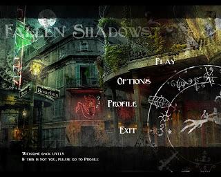 Fallen Shadows (BETA)