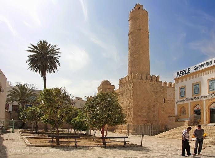 Башня Калеф Аль Фата