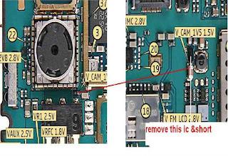 nokia 6233 camera problem