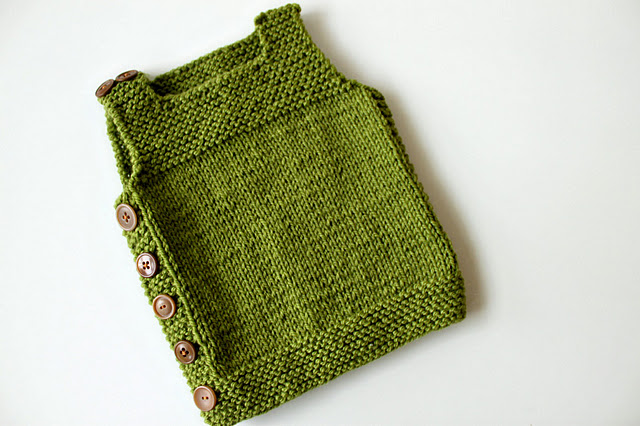 Knitted Baby Vest Patterns Free : Grace Designs: Hipster Baby Gifts to Buy and Make