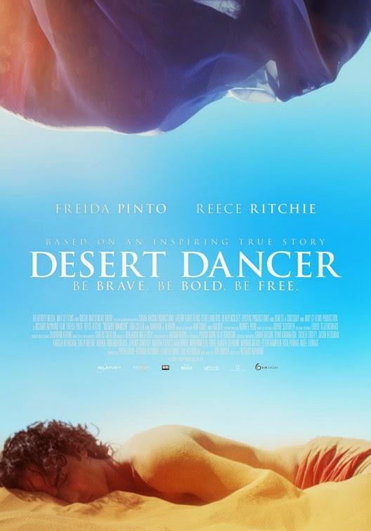 A Dançarina do Deserto