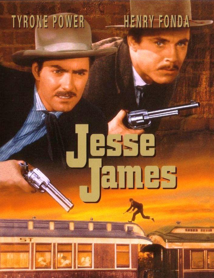 Image result for jesse james 1939 POSTER
