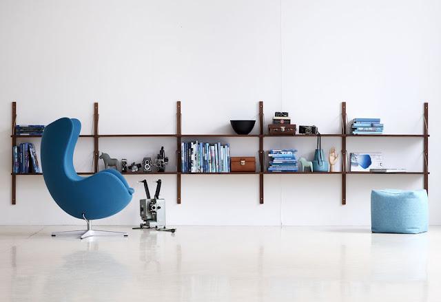 {Design} Royal System modular shelving | Rue du chat qui pêche