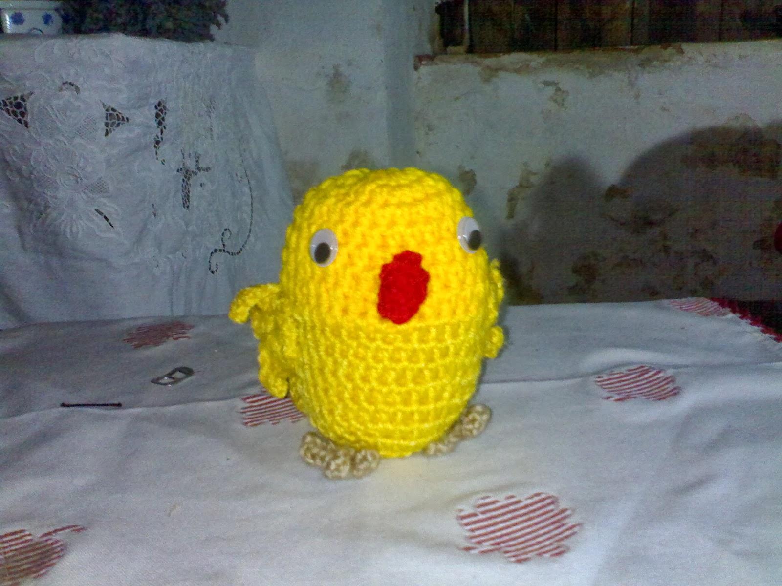 piriquito amarelo