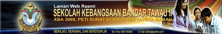 LAMAN BLOG SK BANDAR TAWAU II