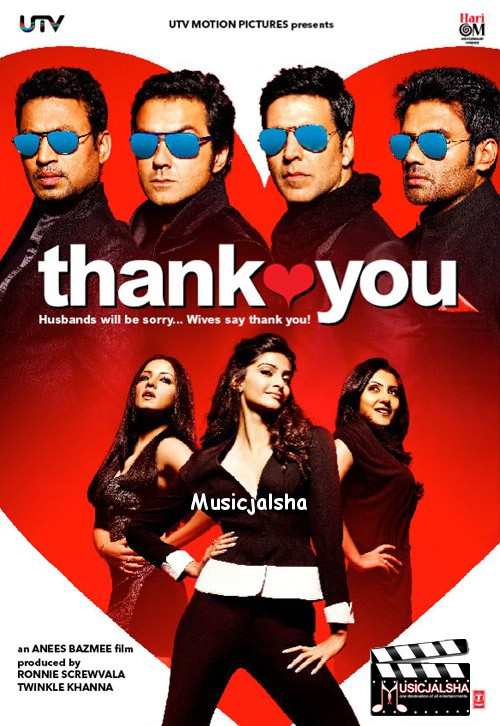 thank you movie songs.pk. thank you movie songs