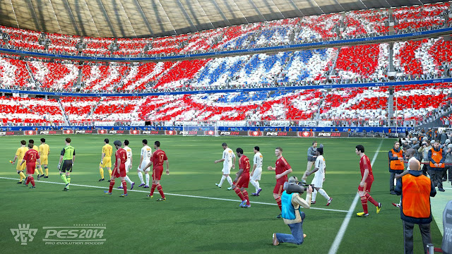Pro Evolution Soccer 2014 PC Game Image 1