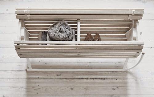 PULK Storage Bench